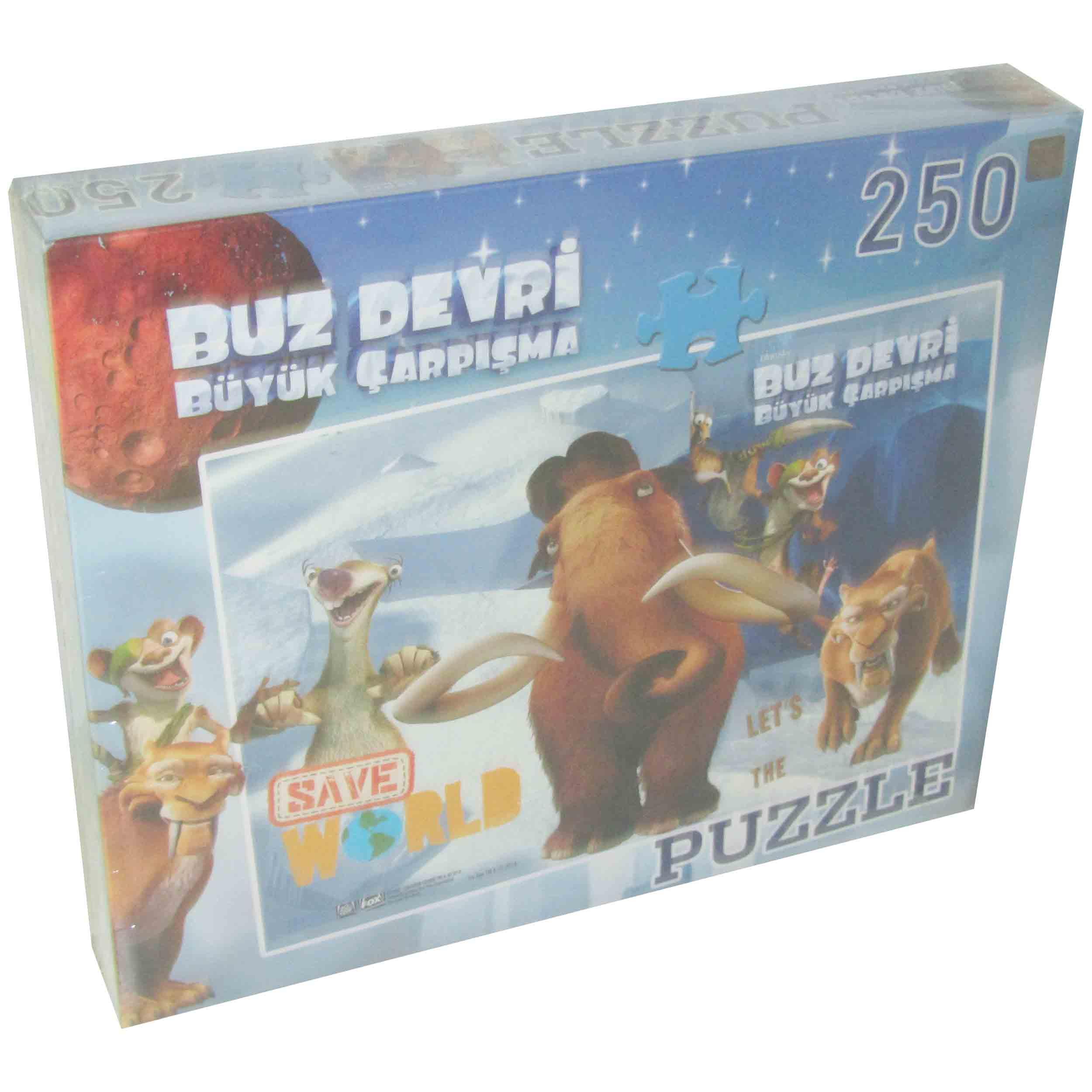 250 Parça Puzzle - Ice Age </br>  Puzzle L 75232