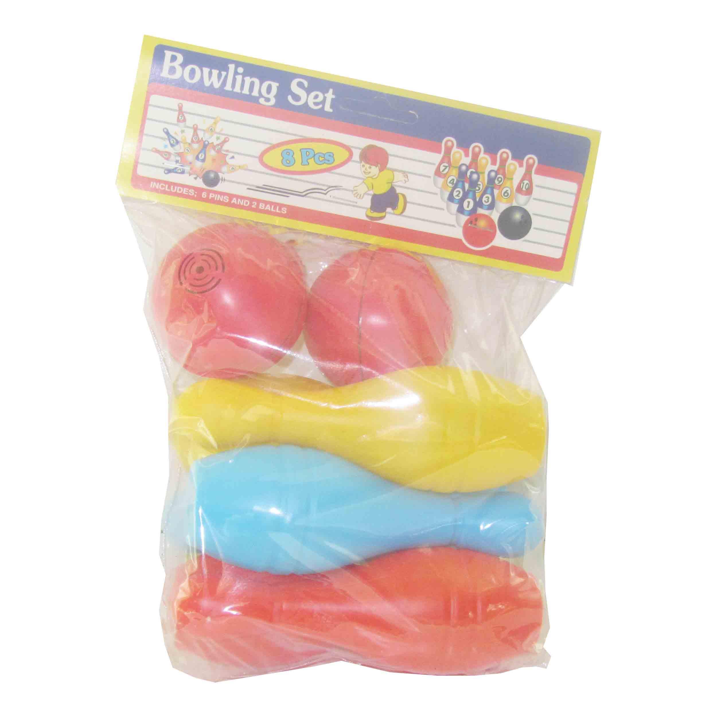 Küçük Bowling Set </br>  Bow 50014