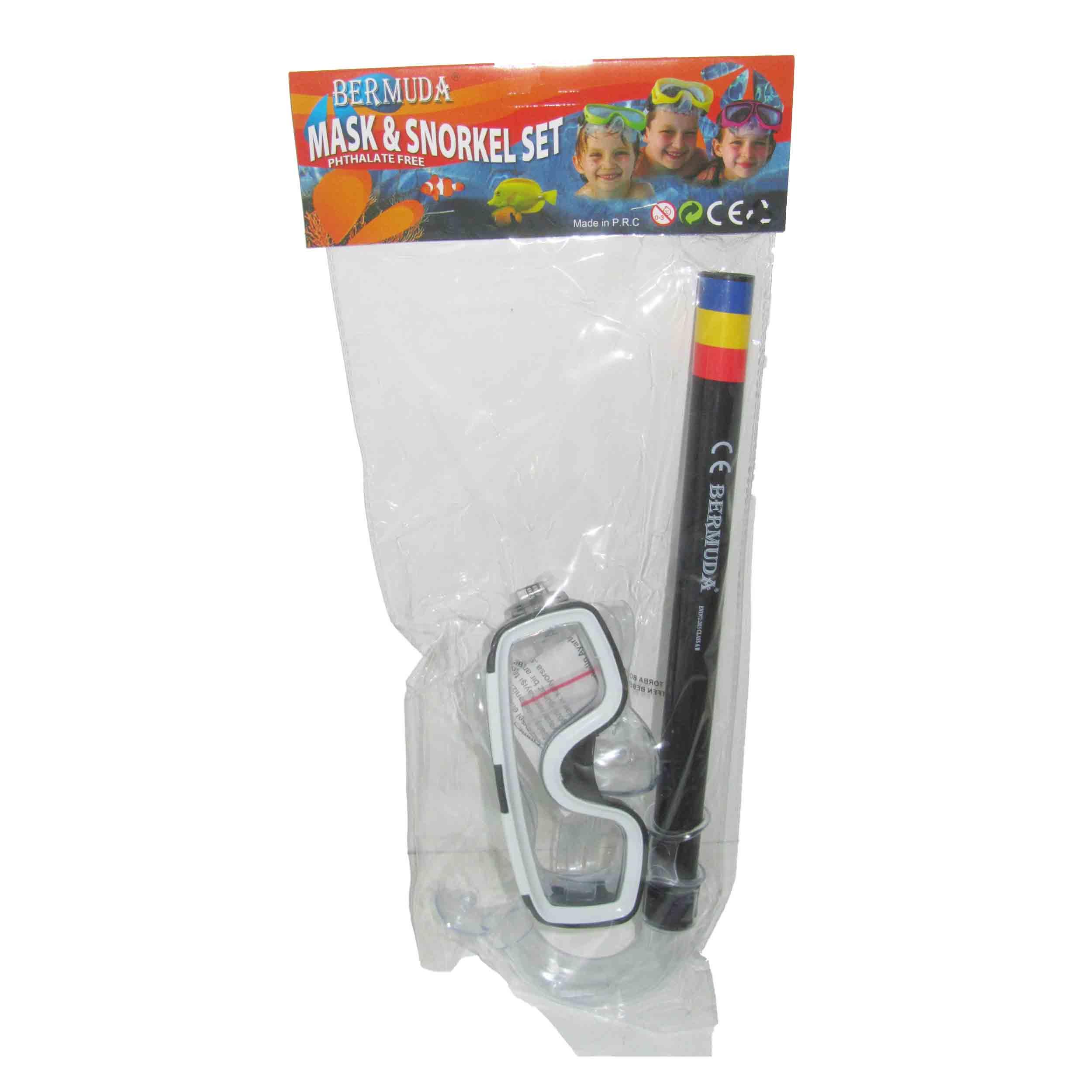 Ares Maske Şnorkel Çocuk Gözlüğü </br>  De G 61390